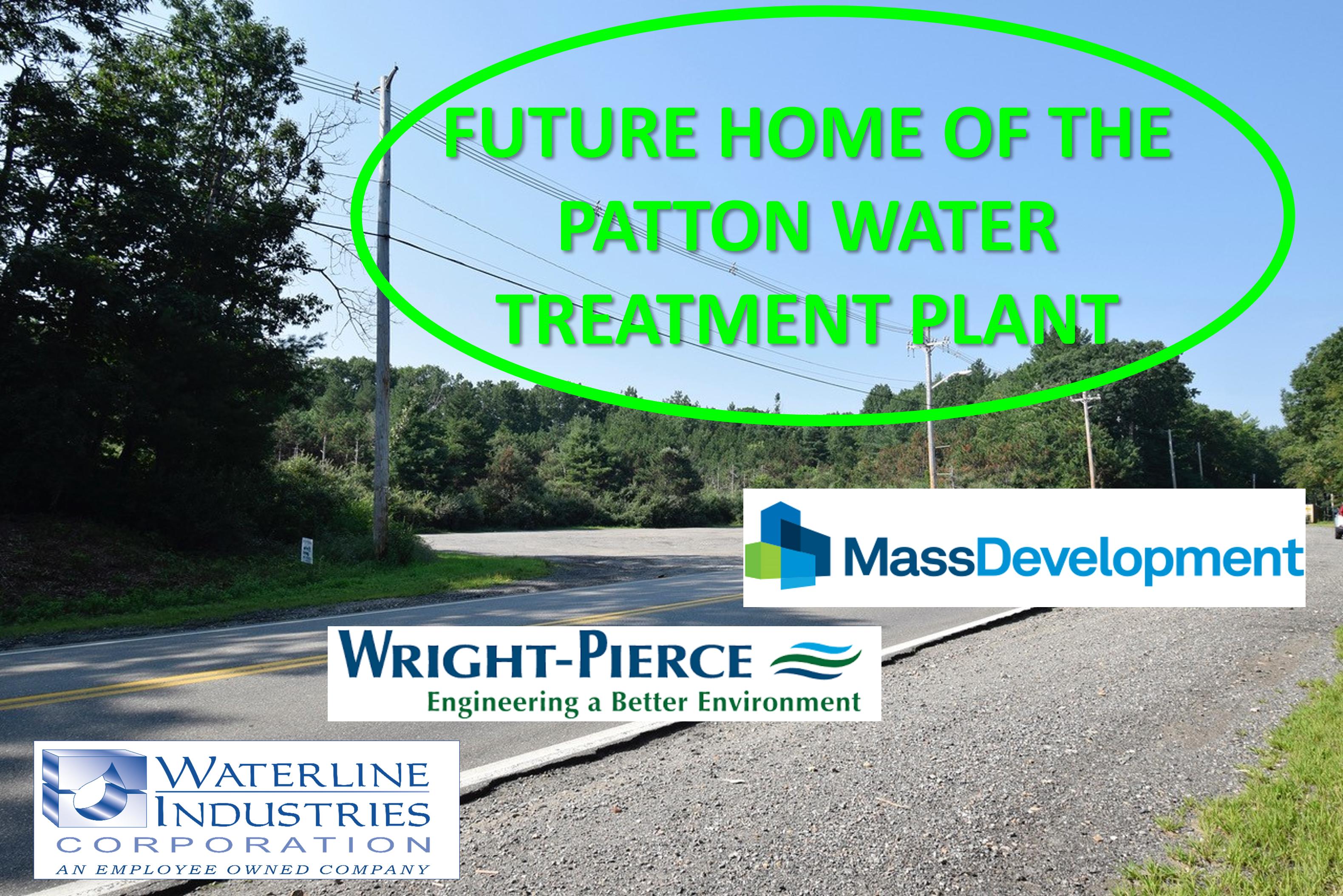 Future home of Patton WTP